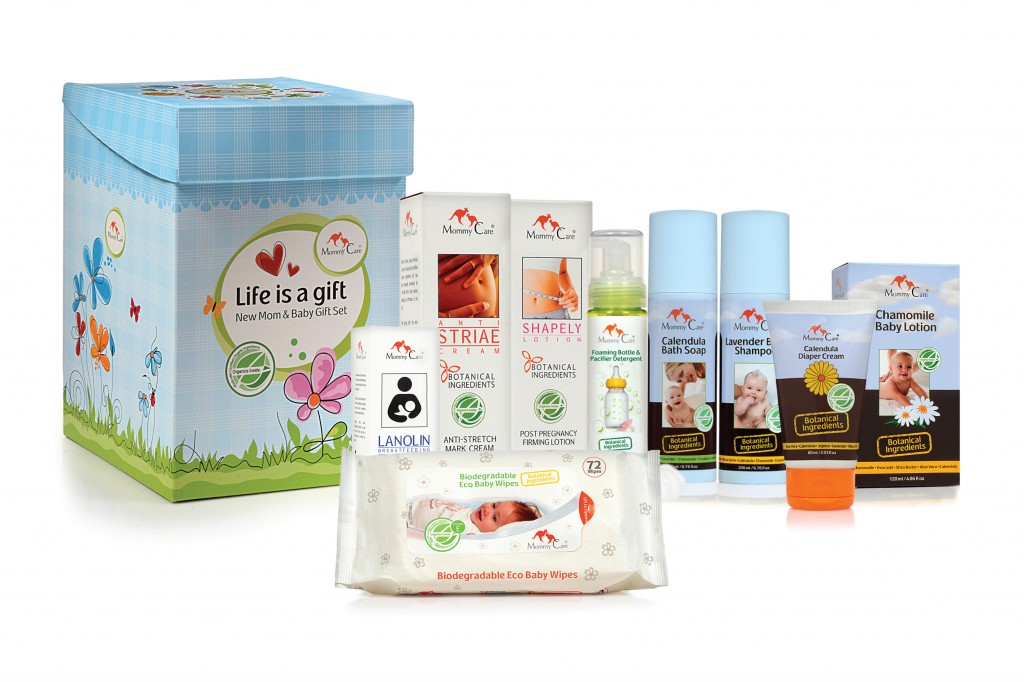 Skincare for babies and mothers the organic way